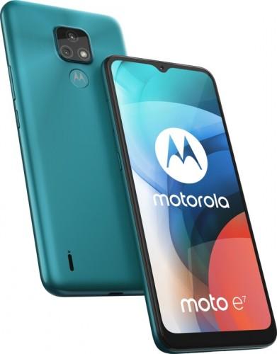 Mobilný telefón Motorola Moto E7 2GB/32GB, modrá