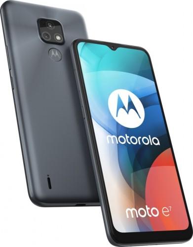 Mobilný telefón Motorola Moto E7 2GB/32GB, šedá