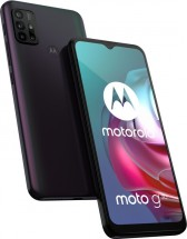 Mobilný telefón Motorola Moto G30 6 GB/128 GB, čierny