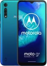 Mobilný telefón Motorola Moto G8 Power Lite 64GB, svetlo modrá