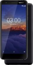 Mobilný telefón Nokia 3.1, čierna + darčeky
