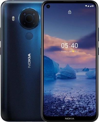 Mobilný telefón Nokia 5.4 4GB/64GB, modrá