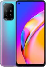Mobilný telefón Oppo Reno 5 Z 5G, modrý