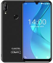 Mobilný telefón Oukitel C16 Pro 3GB/32GB, čierna + DARČEK Antivir Bitdefender pre Android v hodnote 11,90 Eur