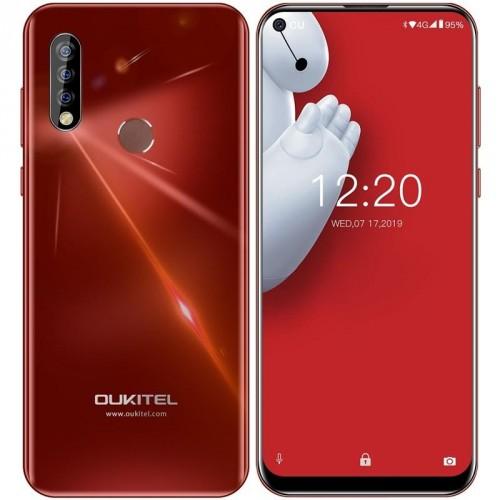 Mobilný telefón Oukitel C17 Pro 4GB/64GB, červená