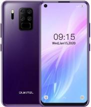 Mobilný telefón Oukitel C18 Pro 4GB/64GB, fialová + DARČEK Antivir Bitdefender pre Android v hodnote 11,90 Eur