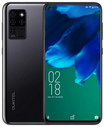 Mobilný telefón Oukitel C21 4 GB/64 GB, čierny