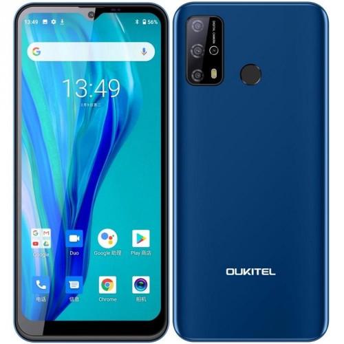 Mobilný telefón Oukitel C23 PRO 4GB/64GB, modrá