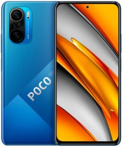 Mobilný telefón POCO F3 8 GB/256 GB, modrý