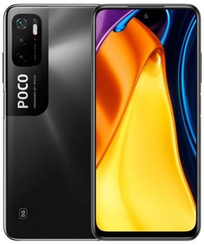 Mobilný telefón POCO M3 Pro 5G 6 GB/128 GB, čierny