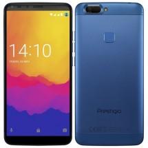 Mobilný telefón Prestigio Grace B7 2GB/16GB, modrá + Antivir ESET