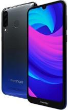 Mobilný telefón Prestigio Multiphone S-Max 3GB/32GB, modrá