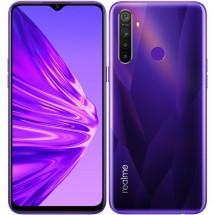 Mobilný telefón Realme 5 4GB/128GB, fialová