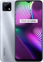 Mobilný telefón Realme 7i 4GB/64GB, strieborná