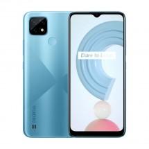 Mobilný telefón Realme C21 3 GB/32 GB, modrý