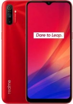 Mobilný telefón Realme C3 3GB/64GB, červená