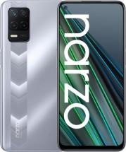 Mobilný telefón Realme Narzo 30 5G 4 GB/128 GB, strieborný