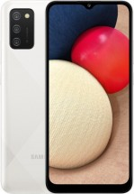 Mobilný telefón Samsung Galaxy A02 3 GB/32 GB, biely