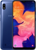 Mobilný telefón Samsung Galaxy A10 2GB/32GB, modrá