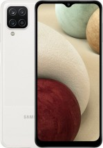 Mobilný telefón Samsung Galaxy A12 4 GB/128 GB, biely