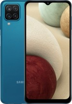 Mobilný telefón Samsung Galaxy A12 4 GB/128 GB, modrý