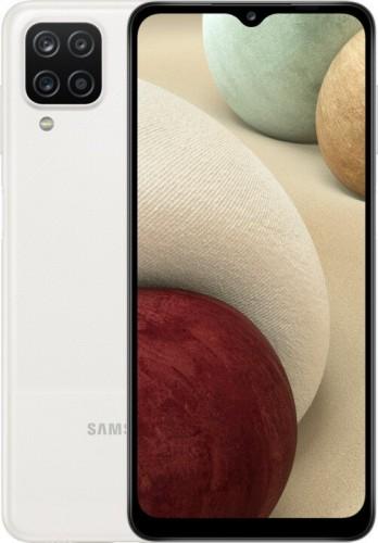 Mobilný telefón Samsung Galaxy A12 4 GB/64 GB, biely