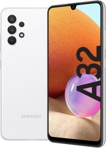 Mobilný telefón Samsung Galaxy A32 4 GB/128 GB, biely