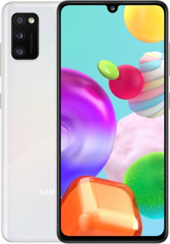Mobilný telefón Samsung Galaxy A41 4GB/64GB, biela