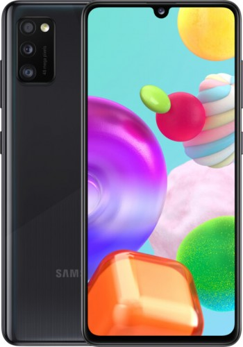 Mobilný telefón Samsung Galaxy A41 4GB/64GB, čierna