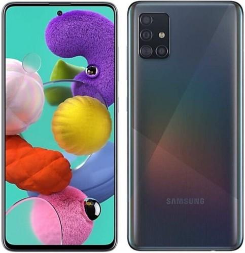 Mobilný telefón Samsung Galaxy A51 4GB/128GB, čierna