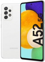 Mobilný telefón Samsung Galaxy A52 5G 6 GB/128 GB, biely