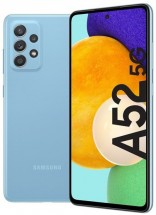 Mobilný telefón Samsung Galaxy A52 5G 6 GB/128 GB, modrý