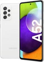 Mobilný telefón Samsung Galaxy A52 6 GB/128 GB, biely