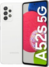 Mobilný telefón Samsung Galaxy A52s 5G 6GB/128GB, biela