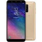 Mobilný telefón Samsung Galaxy A6 PLUS, zlatá