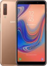 Mobilný telefón Samsung Galaxy A7 4GB/64GB, zlatá + Antivir ZDARMA