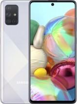 Mobilný telefón Samsung Galaxy A71 6GB/128GB, strieborná
