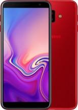 Mobilný telefón Samsung Galaxy J6 PLUS 3GB/32GB, červená + Antivir ZDARMA