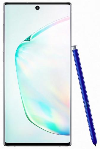 Mobilný telefón Samsung Galaxy Note 10 8GB/256GB, strieborná