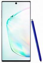 Mobilný telefón Samsung Galaxy Note 10 8GB/256GB, strieborná POUŽ