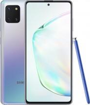 Mobilný telefón Samsung Galaxy Note 10 Lite 6GB/128GB,strieborná