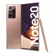 Mobilný telefón Samsung Galaxy Note 20 Ultra 12GB/256GB,bronzová + Galaxy Buds Live