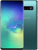 Mobilný telefón Samsung Galaxy S10 8GB/128GB, zelená + Antivir ESET