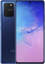 Mobilný telefón Samsung Galaxy S10 Lite 8GB/128GB, modrá