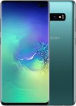 Mobilný telefón Samsung Galaxy S10 Plus, 8GB/128GB, zelená + Bezdrôtové slúchadlá AKG v hodnote 159€