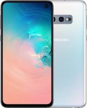 Mobilný telefón Samsung Galaxy S10e 6GB/128GB, biela + Antivir ESET