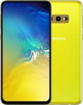 Mobilný telefón Samsung Galaxy S10e, 6GB/128GB, žltá + darčeky