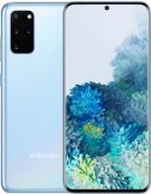 Mobilný telefón Samsung Galaxy S20+, 8GB/128GB, modrá + Mobilný telefón Samsung Galaxy A20e