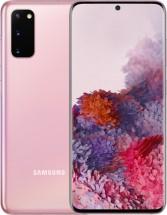 Mobilný telefón Samsung Galaxy S20, 8GB/128GB, ružová + Mobilný telefón Samsung Galaxy A20e