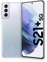 Mobilný telefón Samsung Galaxy S21 +, 8GB/128GB, strieborná + Galaxy Buds Live